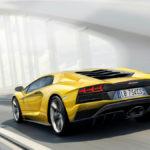 Lamborghini Aventador S Valencia